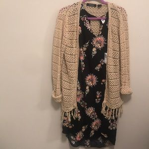 BUNDLE! NEW with Tag Old Navy Dress & Sweater XL